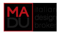 Madu Italian Design Broker Logo